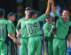Ireland cricket team cricket world cup 2007