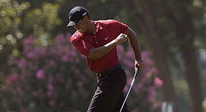 Tiger Woods. APP Photos