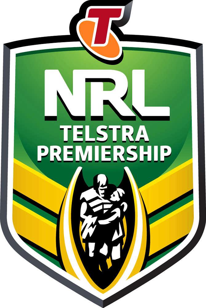 New NRL Logo