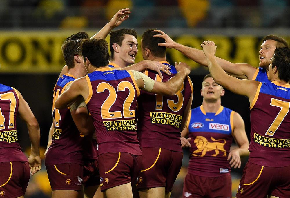 Brisbane Lions AFL 2015