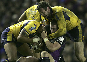 Leeds vs St Helens: The last hurdle on the road to Wembley