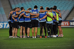 New South Wales State of Origin team 2011 announced