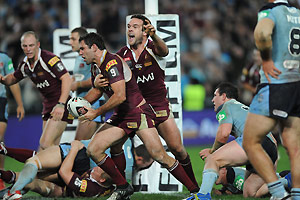 Queensland's team for State of Origin 2011 game 3 announced