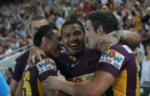 Brisbane Broncos vs Parramatta Eels; NRL live scores