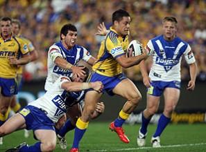 Parramatta Eels vs Canterbury Bulldogs: NRL live scores, blog