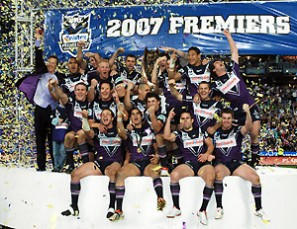 The best NRL team of the past 20 years: Part one