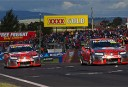 Bathurst 1000: Ford takes the honours as records tumble at Mount Panorama
