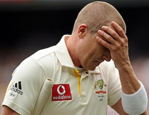 Ashes squad: it's not pretty!