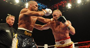 Mundine fight is not the Main Event