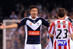 BREAKING: Harry Kewell confirms he's quitting Melbourne Victory