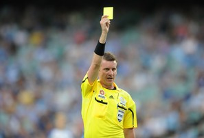 We need to talk about A-League refereeing