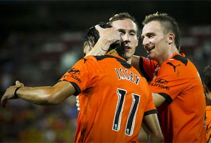 Brisbane Roar hit stumbling block in ACL debut