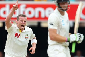 Saddle up, Captain Siddle?