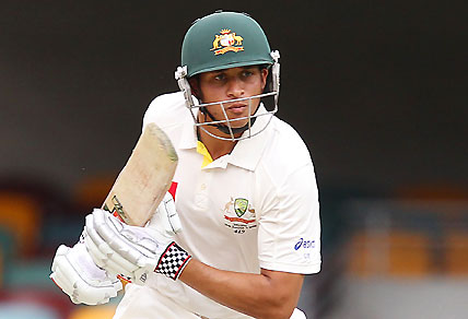 Usman Khawaja one of the Boxing Day casualties