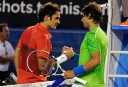 Ten years of Federer and Nadal
