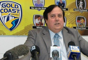 Football fans rejoice: Clive Palmer is gone