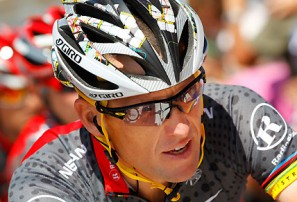 Armstrong's fight over as he comes clean