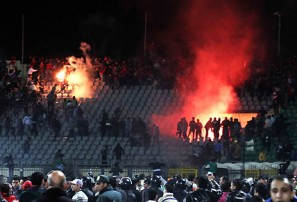 What happened in Port Said was not a football riot