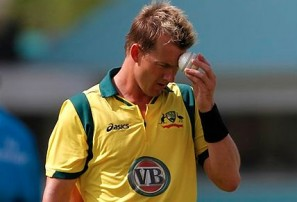 Brett Lee: good leadership or poor judgement?