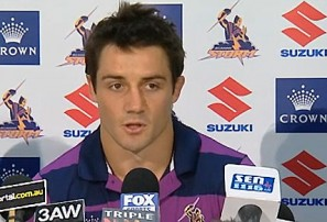 Cronk chooses culture over cash