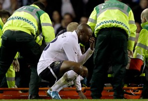Fabrice Muamba's collapse reminds us football is just a game
