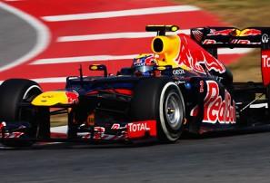 Webber, Ricciardo in GP first