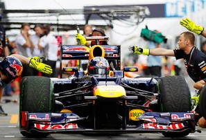 Formula One: out of order