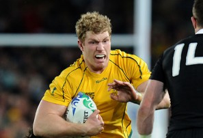 You choose the Wallabies squad for upcoming Tests