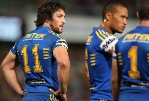 Nathan Hindmarsh: Blue and gold forever
