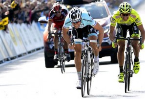 Brilliant Boonen nails Flanders hat-trick