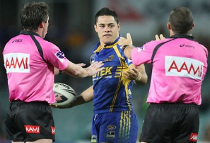 NRL 2013: Year of the referee!