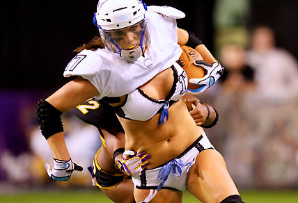Lingerie Football League comes to Australia