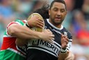 Benji Marshall can't lead the Tigers to a win over Souths