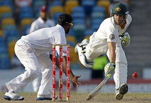 Australia win but cricket the loser in dull end to Bridgetown Test