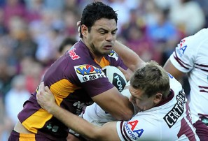 Brisbane Broncos vs Manly Sea Eagles: NRL live scores, blog