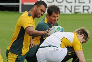 Pull your head in Kurtley and remember where you came from