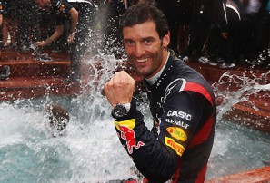 Mark Webber at 200