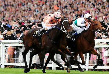 Black-Caviar wins Diamond Jubilee to earn greatness