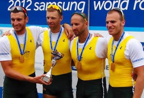 James Chapman's Olympic Diary: Winning in Munich not Oarsome yet