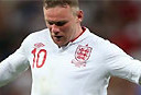 Euro2012 - England's Wayne Rooney on the ball