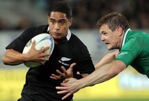 New Zealand vs Ireland: Rugby live scores, blog
