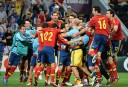 Spain already among the great teams of football