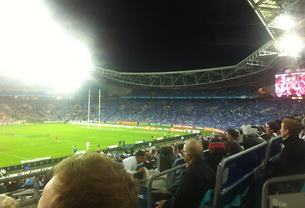 State of Origin Game 2