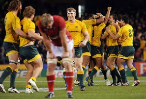SPIRO: Northern Hemisphere scribes write off Wallabies, as usual