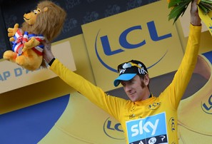 Supporting cast reveals positive side of Wiggins win for Aussie cycling