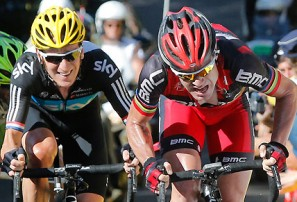 Evans confirmed as Tour de France leader of BMC