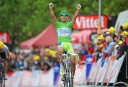 Peter Sagan was one of the best in 2012