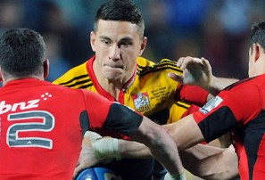 Awesome Super Rugby final sees Chiefs vs Sharks, SBW vs Pietersen