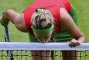 Simona Halep vs Victoria Azarenka: 2015 US Open scores
