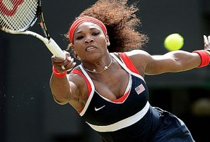 Serena Williams up there with the greats